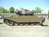 Centurion A 41 Mark 7 Panzer 57-60  Thunn