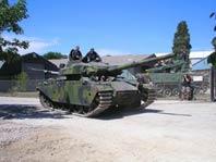 Centurion Stridsvagn 104 C Bovington
