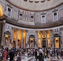Rome Rione Pigna Panthéon Intérieur