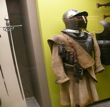 1625 Officier Guerre de Trente ans Bruxelles