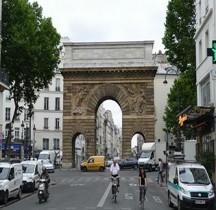 Paris Porte St Martin