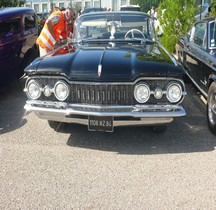 Oldsmobile 1959 Super 88 Nimes 2015