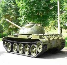 T 55 A Moscou Poklonnaya Gora