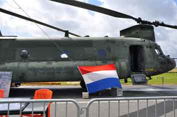 Boeing CH-47 D Chinook Coxyde  2011