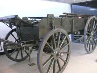 General  Service Wagon Mark 10 1914  Duxford
