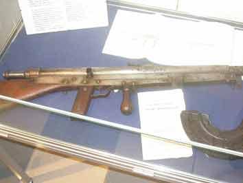 1°GM 1915 FM CSRG 15 Chauchat 8 mm Montpellier