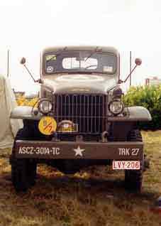 Chevrolet Serie G 506 Tracteur G7113