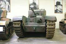 Churchill Infantry Tank Mk VI ( A22 ) Saumur