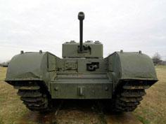 Churchill Infantry Tank MkIV ( A22 ) Mark III