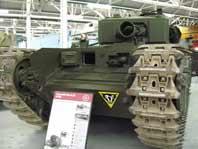 Churchill Infantry Tank MkIV ( A22 ) Mark III Avre