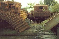 Churchill Infantry Tank Mk VII ( A22 ) Bovington