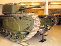 Churchill Infantry Tank Mk VII ( A22 ) Londres