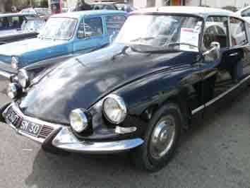 Citroën DS19 1959 Palavas
