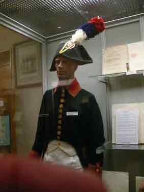 1793 Commissaire aux Guerres Montpellier