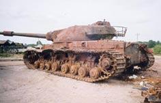 Conqueror FV 214 Mark II Barnham