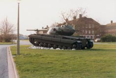 Conqueror FV 214 Mark II Bovington