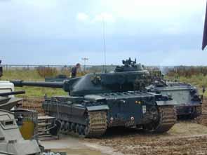 Conqueror FV 214 Mark II Duxford
