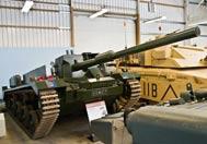 Contentious  FV4401 Tank Destroyer Bovington