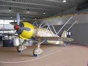 Fiat CR 42 Falco Bracciano