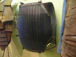 1°GM 1916 Cuirasse Lamelles Verticales Prototype