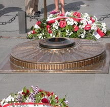 Paris Arc de triomphe de l'Etoile Tombe du Soldat Inconnu