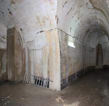 PFN Position Fortifiée Namur Fort de Saint Héribert  Interieur