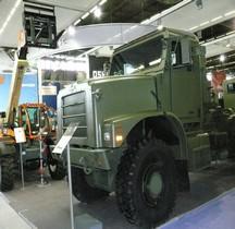 Oshkosh MTVR 8x8 Heavy LHS Eurosatory 2008