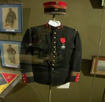 1914 Infanterie 81e RI Chef Bataillon Montpellier