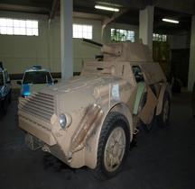 Autoblindo Fiat-Ansaldo 41 Trieste