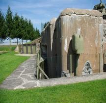 1939 Maginot Projecteur Blindé Casemate Esch Hatten