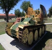 Marder III Munitionsspanzer für Marder III
