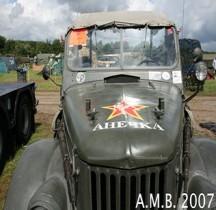 GAZ 69 Beltring