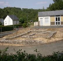 Maine et Loire  Chênehutte Le temple du Villiers