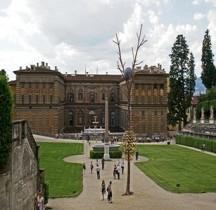 Florence Palazzo Pitti Giardini Boboli