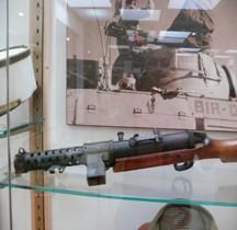 Lanchester Mk.1 Submachine Gun Aubagne