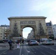Paris Porte St Denis