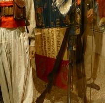 1902 Drapeau 1e Rgt Tirailleurs sénégalais Salon Emperi