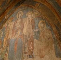 Haute Loire Puy-en-Velay  Cathédrale Notre-Dame-de-l'Annonciation  Travée 4