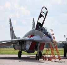 MiG 29 UB-12 Fulcrum