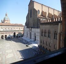 Bologna Basilica San Petronio Exterieur