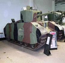 Excelsior Tank, Heavy Assault  A33 Bovington