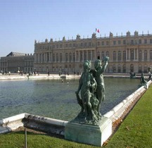 Yvelines Versailles Chateau Jardins Parterre d'eau
