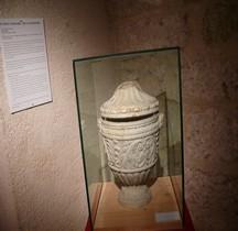 Rome Urna Urne Funéaire ou Cinéraire Marbre France Beziers