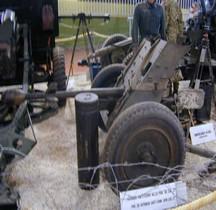 Canon anti Char PaK 36 Stielgranate M1941