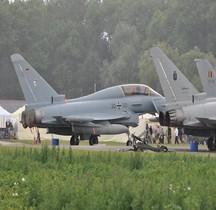 EF 2000  T3 s Typhoon Jg 74  Coxyde 2011