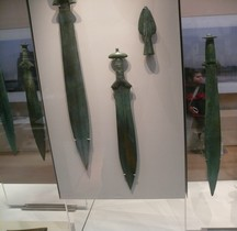 Militaria Celtes Epée Bronze Londres