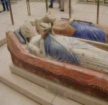 Statuaire Médiévale  Fontevraud Abbaye Gisant d'Aliénor d'Aquitaine