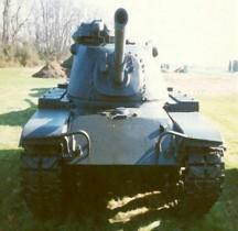 Char Lourd M 60 Early Patton