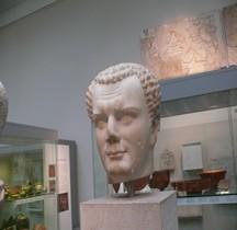 Statuaire 3 Empereurs 2 Titus Londres BM