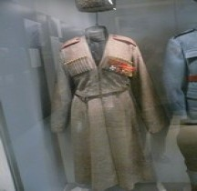 1915 Cosaque Circassien Lt Genéral Paris